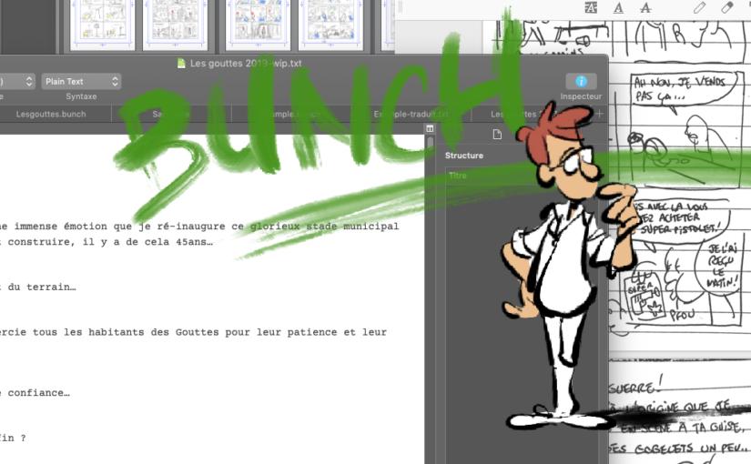 Bunch, un lanceur de projets gratuit et puissant pour macOS