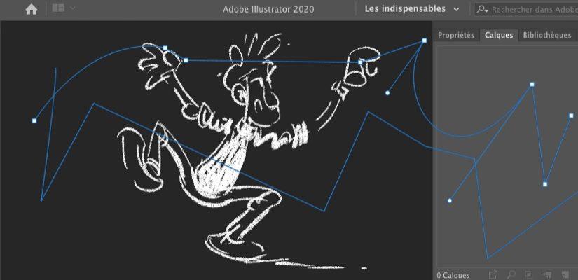 Illustrator CC, et comment le faire fonctionner sur mac